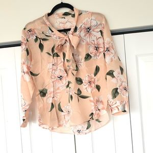 Tops - 100% silk blouse